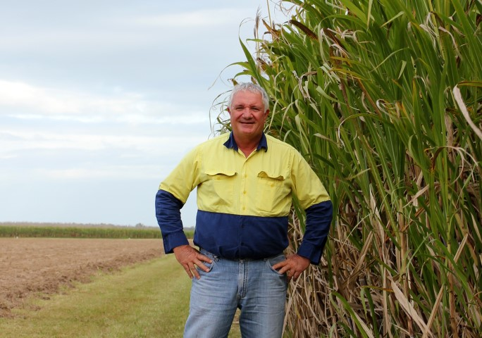 A spell of wet weather prompted Michael Pisano to become the first cane  grower to be accredited in the three key Smartcane BMP modules. 817a56d32cf41