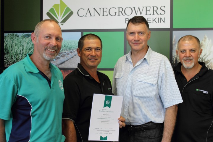 Northern growers achieve Smartcane accreditation