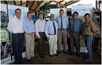 Industry unites at Smartcane BMP launch